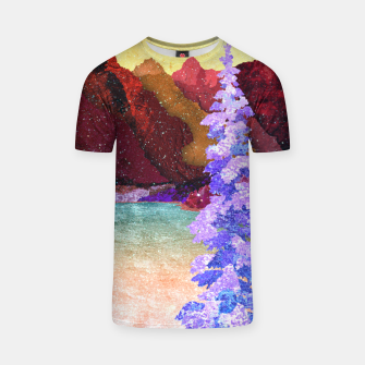 Thumbnail image of One winter T-shirt, Live Heroes