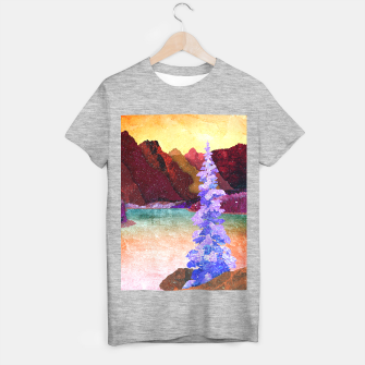 Thumbnail image of One winter T-shirt regular, Live Heroes