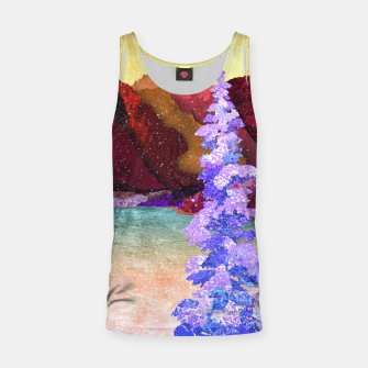 Miniatur One winter Tank Top, Live Heroes