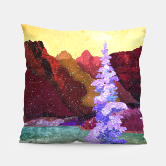Thumbnail image of One winter Pillow, Live Heroes