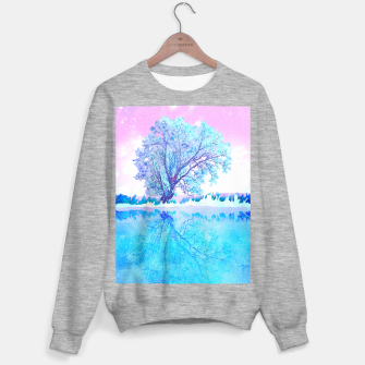 Thumbnail image of One white tree Sweater regular, Live Heroes