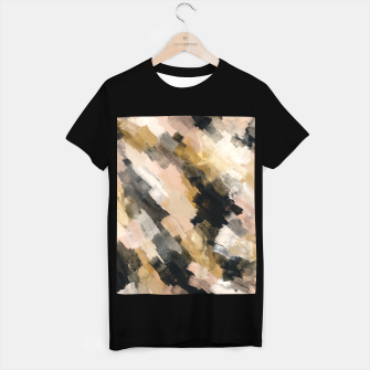 Thumbnail image of Brush strokes at sunset Camiseta Regular, Live Heroes