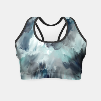 Thumbnail image of Marine detail 14 Crop Top, Live Heroes