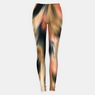 Modern animal print 21 Leggings thumbnail image