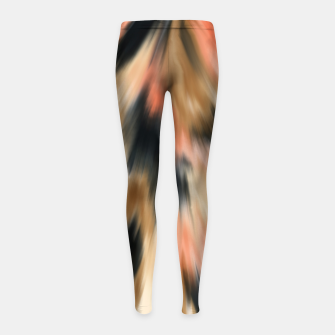 Modern animal print 21 Leggings para niña thumbnail image