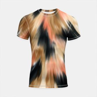 Modern animal print 21 Shortsleeve rashguard thumbnail image