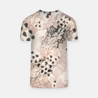 Thumbnail image of Modern animal print 80 Camiseta, Live Heroes