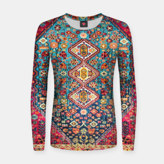 Thumbnail image of Heritage Oriental Vintage Moroccan Style Women sweater, Live Heroes