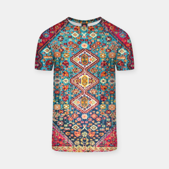 Thumbnail image of Heritage Oriental Vintage Moroccan Style T-shirt, Live Heroes