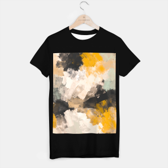 Thumbnail image of Warm brush strokes 30 Camiseta Regular, Live Heroes