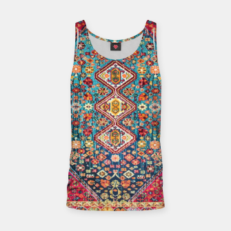Thumbnail image of Heritage Oriental Vintage Moroccan Style Tank Top, Live Heroes