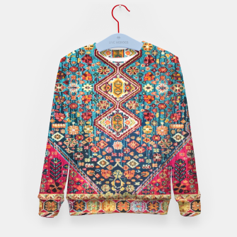 Thumbnail image of Heritage Oriental Vintage Moroccan Style Kid's sweater, Live Heroes