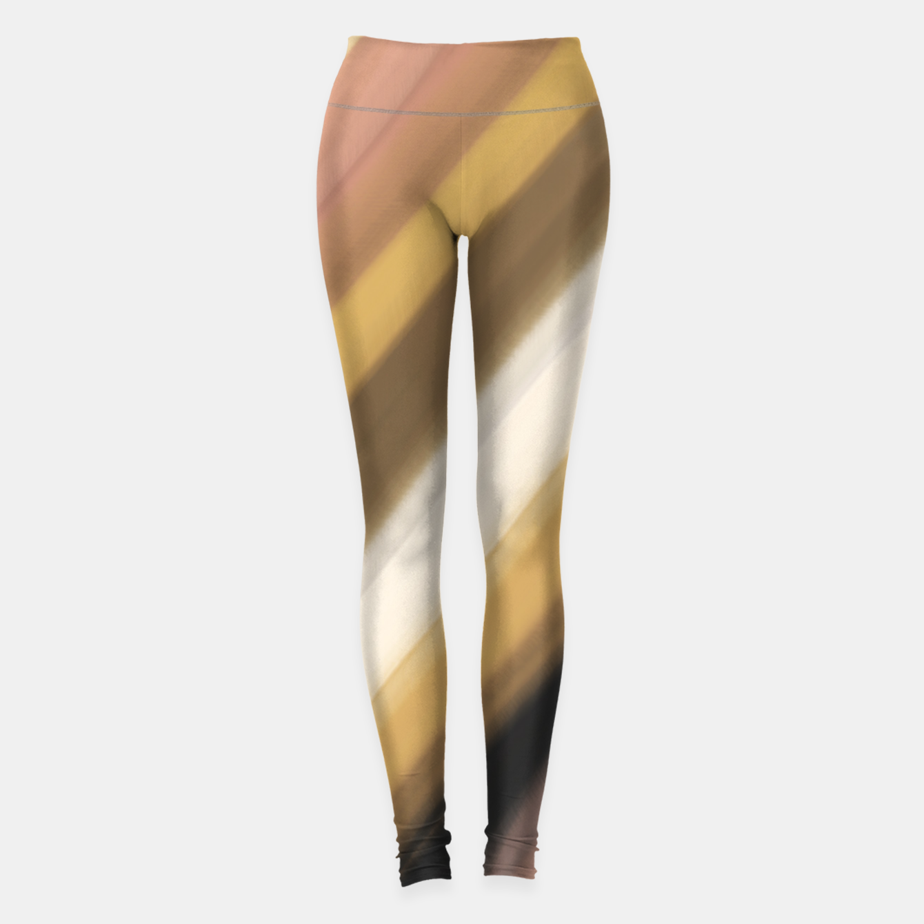 Image of Sunset rays 85 Leggings - Live Heroes