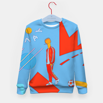 Thumbnail image of Play Kid's sweater, Live Heroes