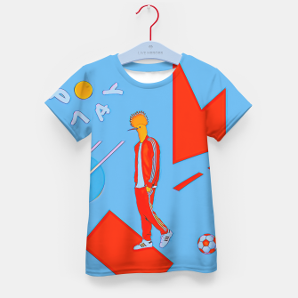 Thumbnail image of Play Kid's t-shirt, Live Heroes