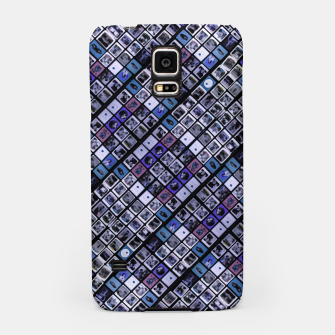 Thumbnail image of Modern Geometric Print Pattern Samsung Case, Live Heroes