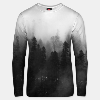 Thumbnail image of Forest in the fog Bluza unisex, Live Heroes