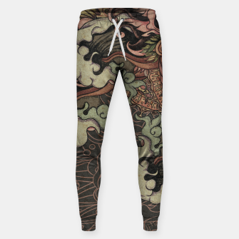Miniatur Wave Sweatpants, Live Heroes