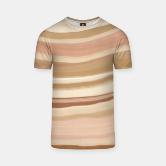 Thumbnail image of Striped desert dunes 5 Camiseta, Live Heroes