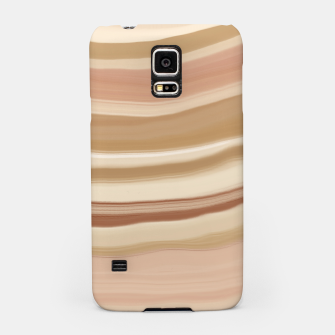 Thumbnail image of Striped desert dunes 5 Carcasa por Samsung, Live Heroes