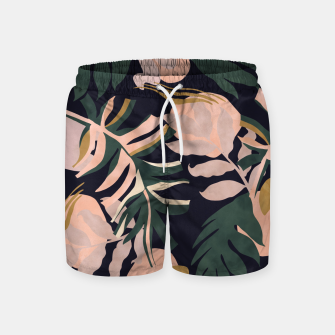 Miniatur Abstract nature tropical 34 Pantalones de baño, Live Heroes