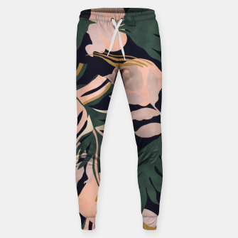 Thumbnail image of Abstract nature tropical 34 Pantalones de chándal , Live Heroes