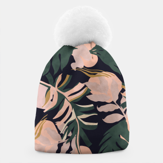 Miniatur Abstract nature tropical 34 Gorro, Live Heroes
