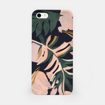 Miniatur Abstract nature tropical 34 Carcasa por Iphone, Live Heroes