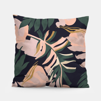 Thumbnail image of Abstract nature tropical 34 Almohada, Live Heroes
