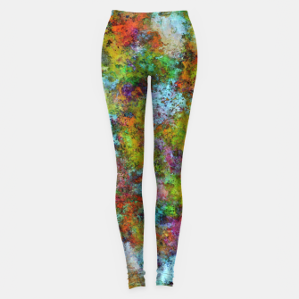 Thumbnail image of A mystery gift Leggings, Live Heroes