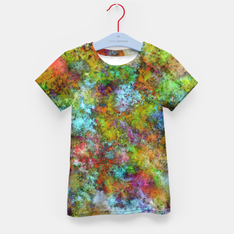 Thumbnail image of A mystery gift Kid's t-shirt, Live Heroes
