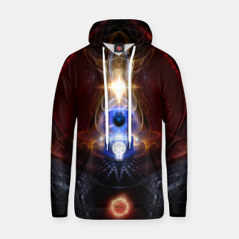 Miniatur The Majesty Of Ooleion Fractal Art Composition Hoodie, Live Heroes