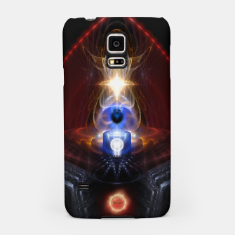 Miniatur The Majesty Of Ooleion Fractal Art Composition Samsung Case, Live Heroes