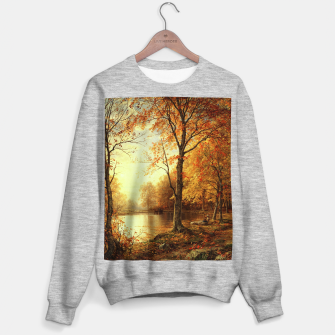 Thumbnail image of Indian Summer by William Trost Richards Sweater regular, Live Heroes