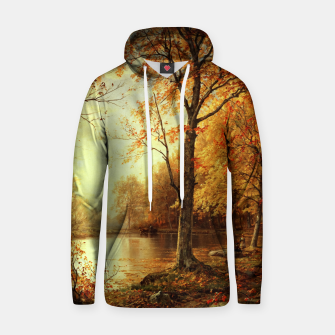 Thumbnail image of Indian Summer by William Trost Richards Hoodie, Live Heroes