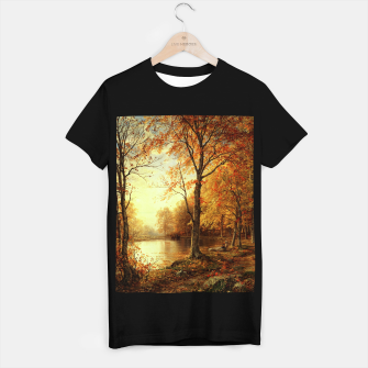 Thumbnail image of Indian Summer by William Trost Richards T-shirt regular, Live Heroes