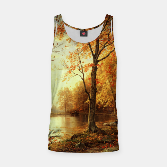 Thumbnail image of Indian Summer by William Trost Richards Tank Top, Live Heroes