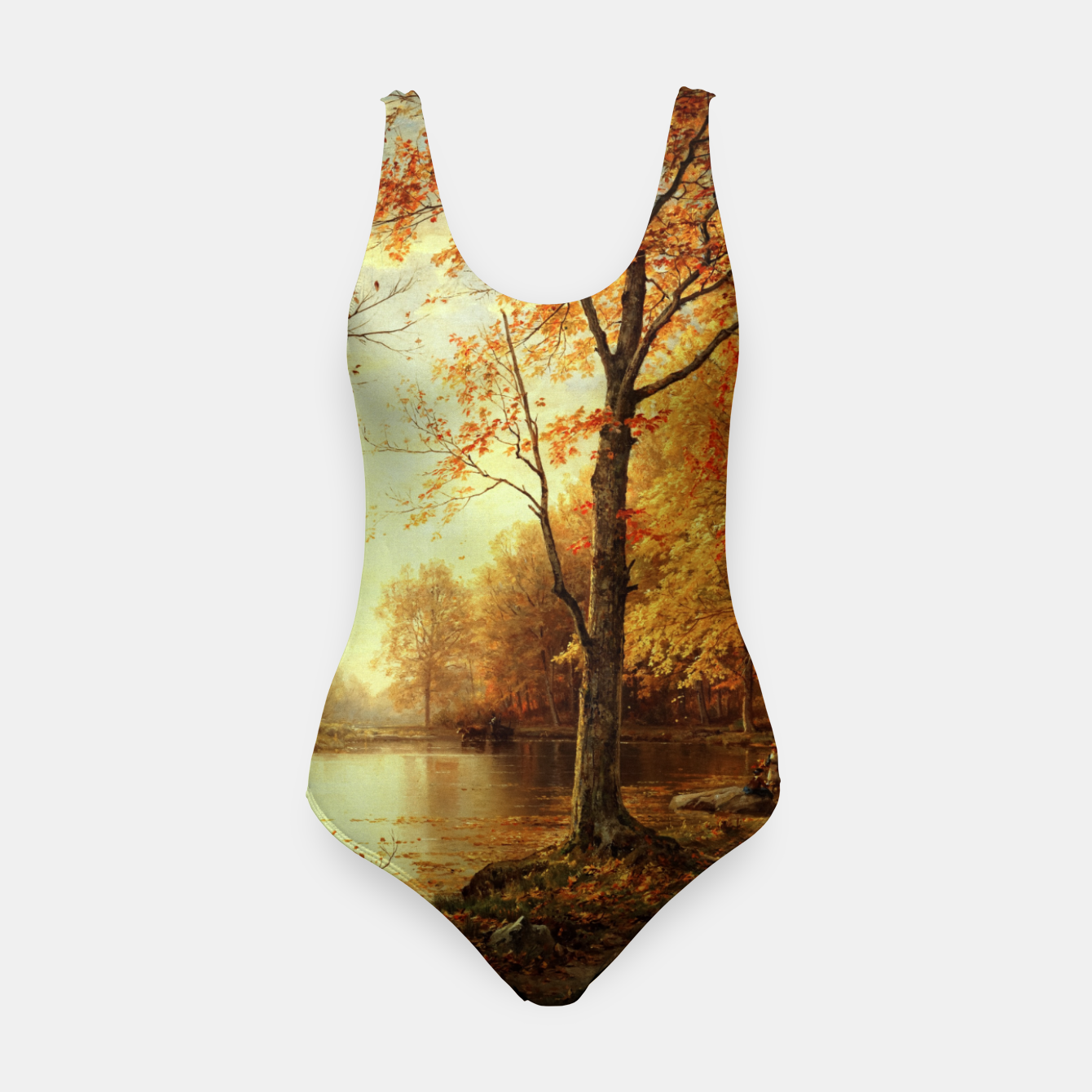 Image de Indian Summer by William Trost Richards Swimsuit - Live Heroes