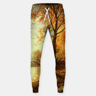 Thumbnail image of Indian Summer by William Trost Richards Sweatpants, Live Heroes