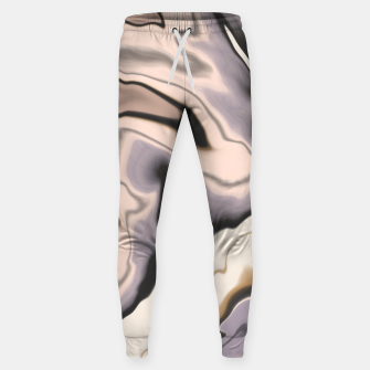 Thumbnail image of Abstract dark digital watercolor 15 Pantalones de chándal , Live Heroes