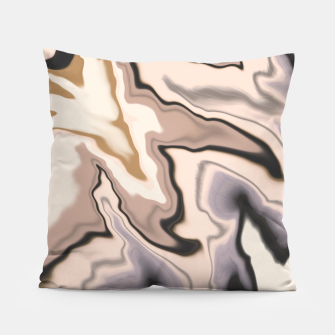 Thumbnail image of Abstract dark digital watercolor 15 Almohada, Live Heroes