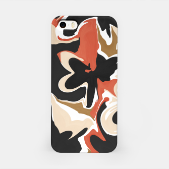 Miniature de image de Modern floral abstract Carcasa por Iphone, Live Heroes