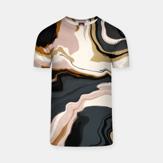 Thumbnail image of Digital marbling 47 Camiseta, Live Heroes