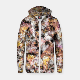 Thumbnail image of Starting to snow Zip up hoodie, Live Heroes