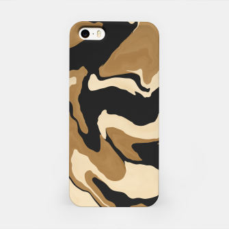 Miniatur Marbled artistic wave 1 Carcasa por Iphone, Live Heroes