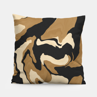Marbled artistic wave 1 Almohada miniature