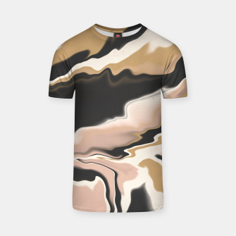 Thumbnail image of Marbled brushstrokes 108 Camiseta, Live Heroes