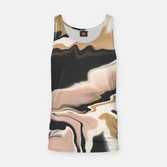 Thumbnail image of Marbled brushstrokes 108 Camiseta de tirantes, Live Heroes