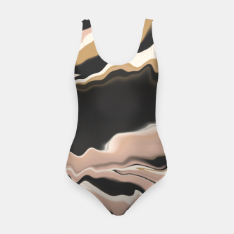 Thumbnail image of Marbled brushstrokes 108 Traje de baño, Live Heroes