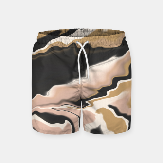 Thumbnail image of Marbled brushstrokes 108 Pantalones de baño, Live Heroes